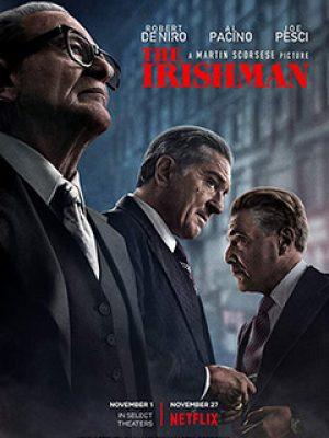 فیلم سینمایی Irishman از آن فیلم هایی است که مطمئنا تمام طرفداران سینما را با اخبارش متحیر کرده است . کارگران این فیلم مارتین اسکورسیزی می باشد که در پرونده اش فیلم های محبوب گرگ وال استریت ، گودفلاس و تاکسی درایور و بسیاری دیگر از عناوین درخور دیگر را دارد و برای همین انتظار را از این فیلم به شدت بالا رفته است.