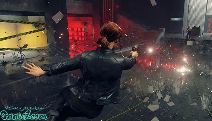 در بازی کنترل همه چیز قابل تخریب است