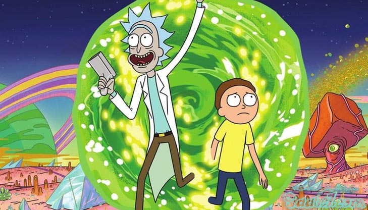 سریال Rick and Morty یک مجموعه علمی تخیلی و کمدی آمریکایی میباشد که اولین بار در ۲ دسامبر ۲۰۱۳ برروی آنتن شبکه Adult Swim رفت.