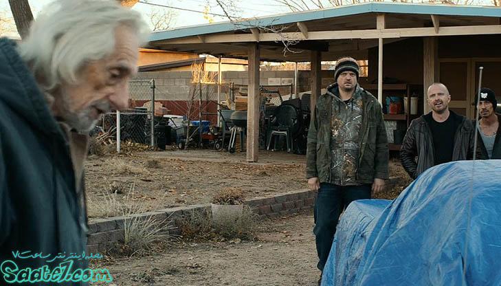 جسی پینک من به هر طریقی باید فرار کند.