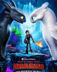 HOW TO TRAIN YOUR DRAGON THE HIDDEN WORLD-cover