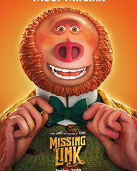 MISSING LINK-cover