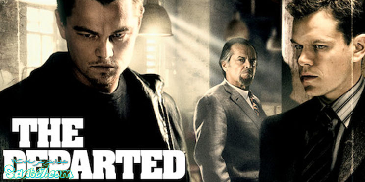 """رفتگان(Departed)یک فیلم جنایی-راز آلود به کارگردانی مارتین اسکورسیزی میباشد فیلمنامه این اثر را ویلیام موناهان با اقتباس از فیلم اعمال شیطانی محصول هنگ کنگ و نوشته ی"""" فلیکس چونگ و سو فای ماک"""" تهیه کرده است."""