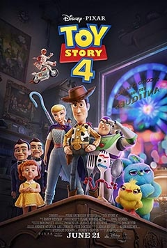Toy Story 4-cover