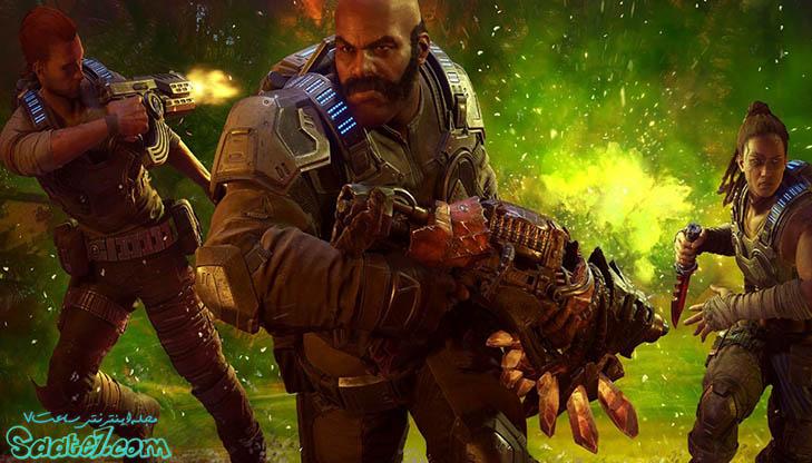 بخش Escape بازی Gears 5 واقعا جذاب است