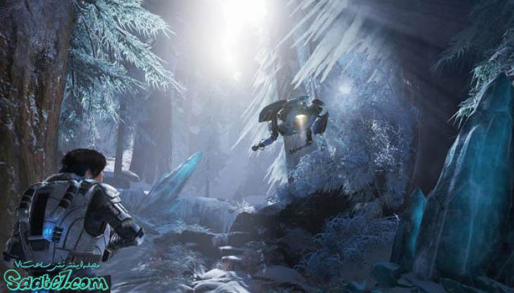 بازی Gears 5 بسیار زیباست...
