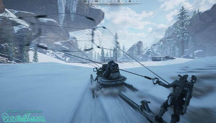 محیط بازی Gears 5 بزرگتر از اجدادش است