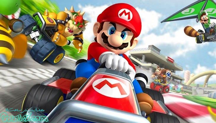 نینتندو در سال های اخیر علاقه ی شدیدی به ساخت بازی های موبایلی داشته است آخرین بازی ساخته شده برای موبایل توسط این کمپانی بازی Mario kart tour است