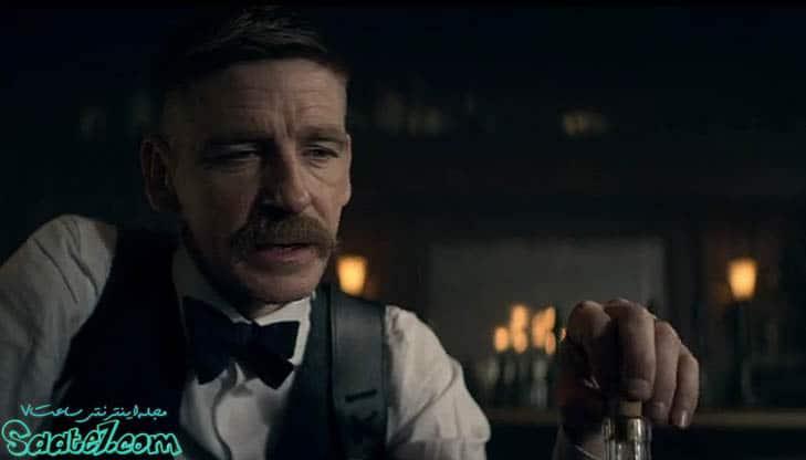 آرتور شلبی برادر توماس شلبی در سریال پیکی بلایندرز