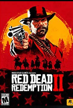 red dead redemption 2-cover