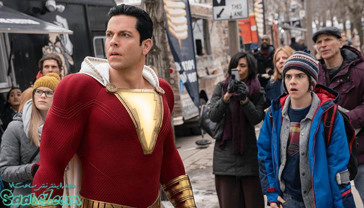 فیلم Shazam از دنیای تاریک و پر از خشونت فیلم های ابرقهرمانی که جدیداً در سینماها اکران شده اند فاصله گرفته است.