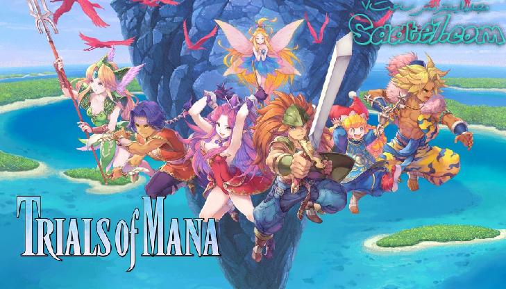 مورد انتظارترین بازیهای سال 2020 (بازی Trials of Mana)