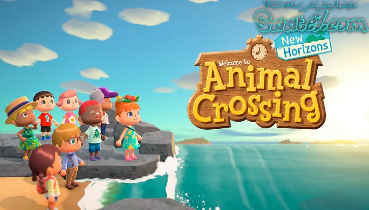 مورد انتظارترین بازیهای سال 2020 (بازی Animal Crossing New Horizons)