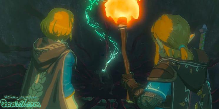 بازی Legend of Zelda Breath of the Wild sequel