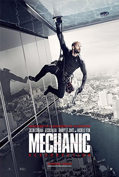 فیلم MECHANIC: RESURRECTION