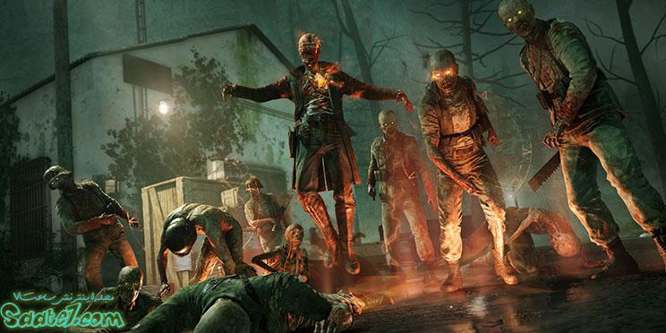مورد انتظارترین بازیهای سال 2020 (بازی Zombie Army 4: Dead War)