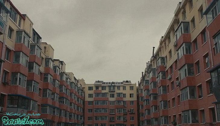 ساختمان های سر به فلک کشیده و تو در تو می بیند