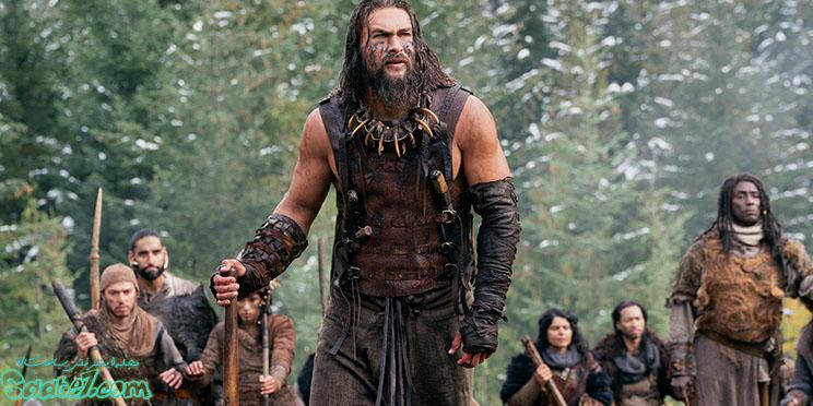 بازی Jason Momoa در نقش بابا واس در سریال See