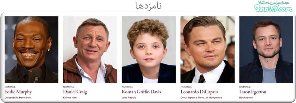 بهترین بازیگر مرد نقش اصلی / طنز یا موزیکال گلدن گلوب 2020