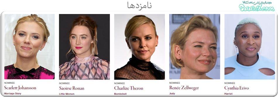 بهترین بازیگر زن نقش اصلی / درام گلدن گلوب 2020