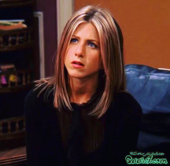 ریچل گرین در سریال Friends