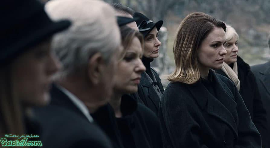 فیلم Irishman اثر اسکورسیزی