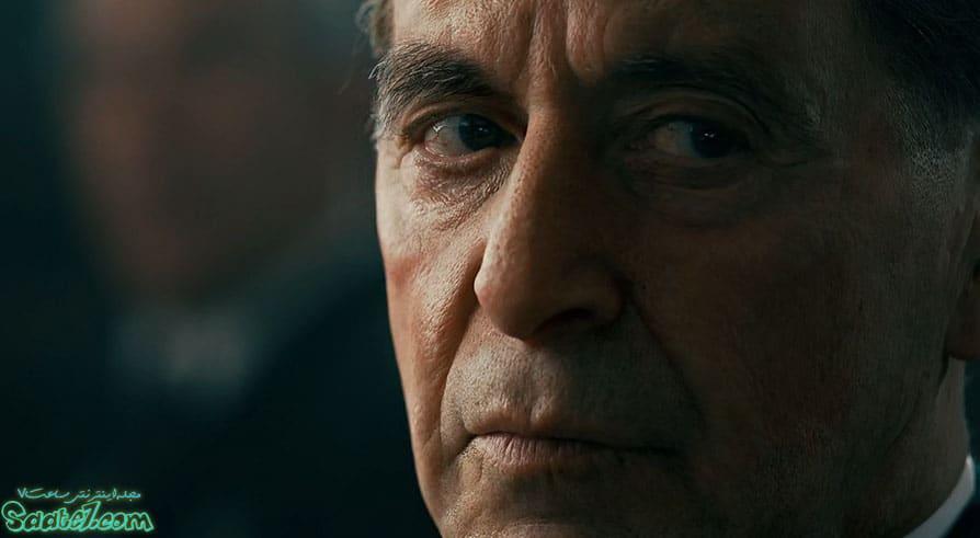 فیلم Irishman اثر اسکورسیزی با بازی آلپاچینو