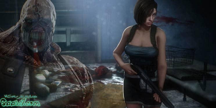 مورد انتظارترین بازیهای سال 2020 (بازی Resident Evil 3 Remake)