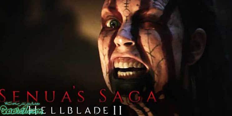 بازی Senua's Saga Hellblade II