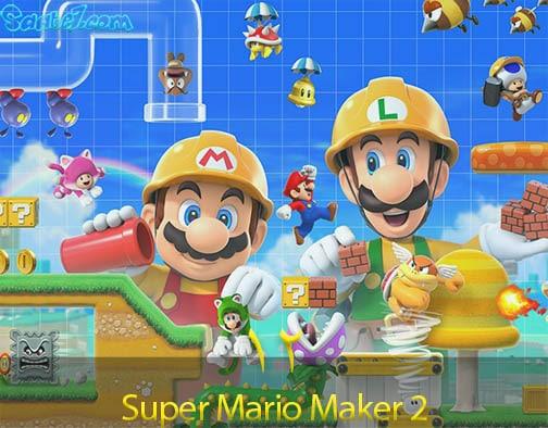 بازی Super Mario Maker 2