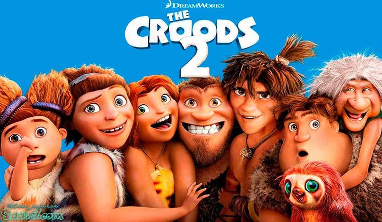 انیمیشن The Croods 2 (غارنشینان 2)