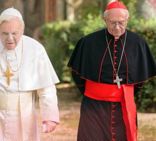 بررسی فیلم The Two Popes