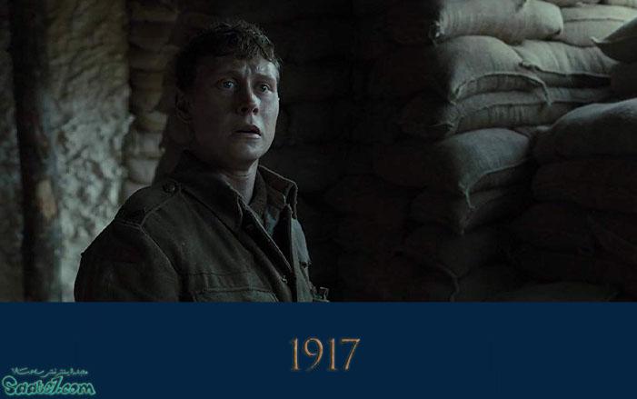 فیلم 1917 نامزد جایزه ی اسکار