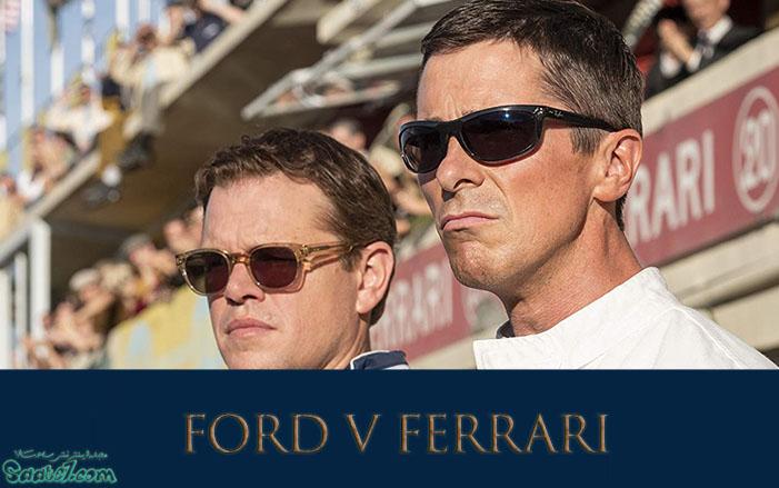 فیلم FORD V FERRARI نامزد جایزه ی اسکار