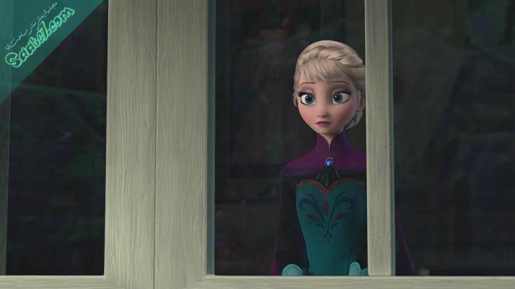 انیمیشن Frozen 1
