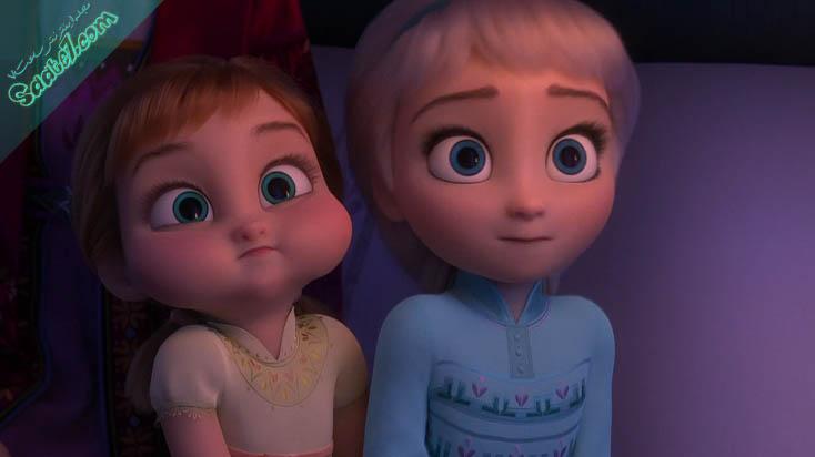 انیمیشن Frozen 2