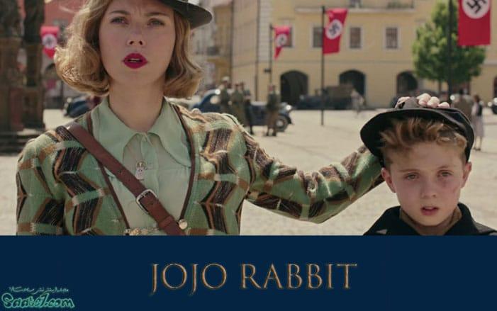 فیلم JOJO RABBIT نامزد جایزه ی اسکار