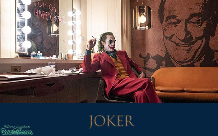 فیلم JOKER نامزد جایزه ی اسکار