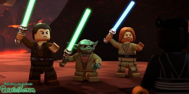 بازی LEGO Star Wars The Skywalker Saga