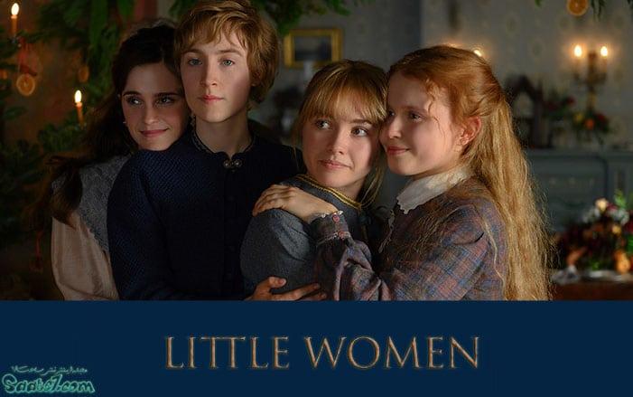 فیلم LITTLE WOMEN نامزد جایزه ی اسکار