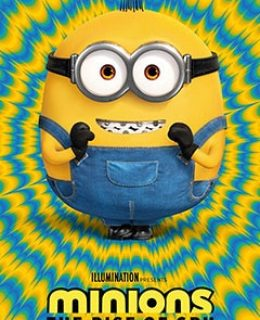 انیمیشن MINIONS 2 The Rise of Gru