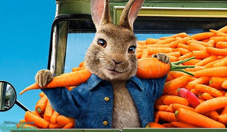 انیمیشن Peter Rabbit 2 The Runaway