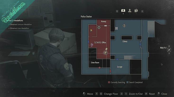 راهنمای کامل بازی رزیدنت اویل 2