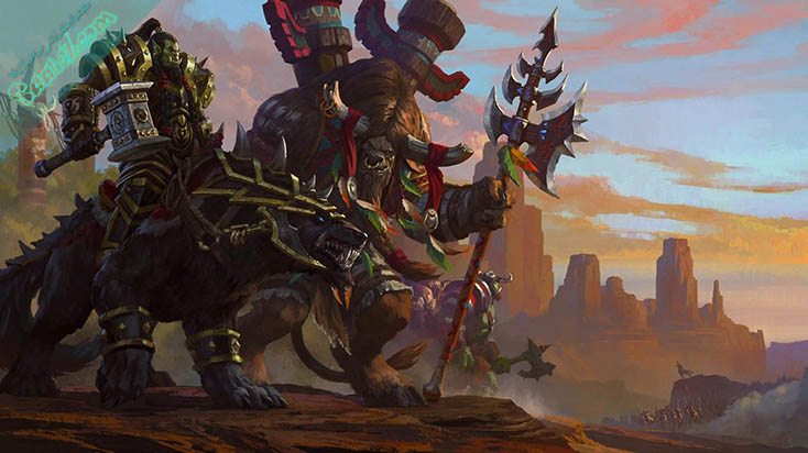مورد انتظارترین بازیهای سال 2020 (بازی Warcraft 3 Reforged)