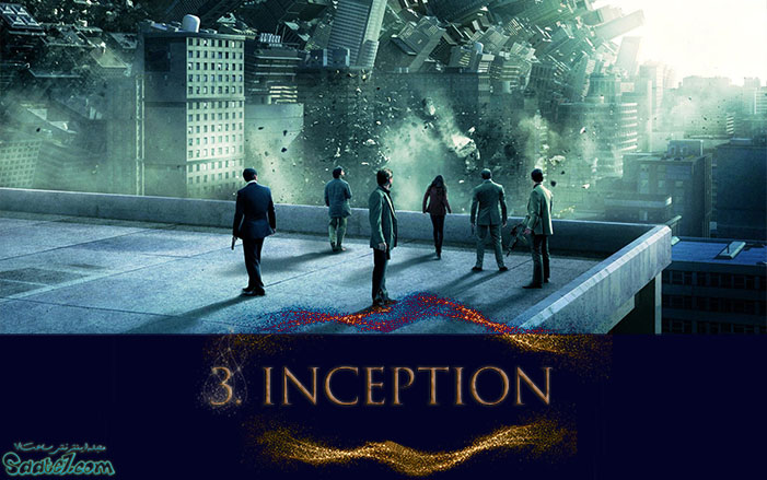 هفت فیلم برتر کریستوفر نولان Inception