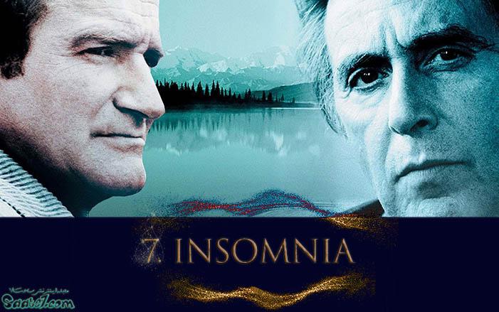 هفت فیلم برتر کریستوفر نولان Insomnia