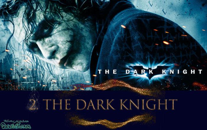هفت فیلم برتر کریستوفر نولان The Dark Knight