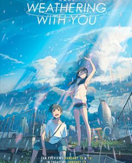 انیمیشن Weathering With You