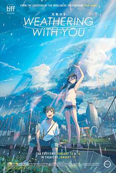 انیمیشن Weathering With You