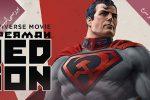 بررسی انیمیشن Superman Red Son
